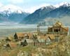 Edoras from category Movie Sets